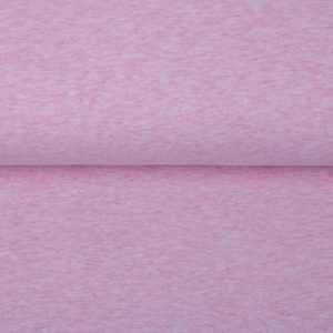 "Jersey uni ""rosa melange"""