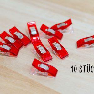 Stoffclips 10 Stück
