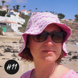 #11 Jersey-Sonnenhut-Mama  eBook