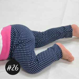 #26 Baby-Basic-Leggings  eBook +Video