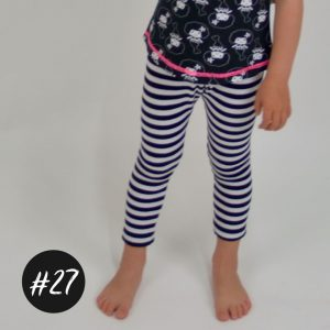 #27 Basic-Leggings-Kids  eBook +Video