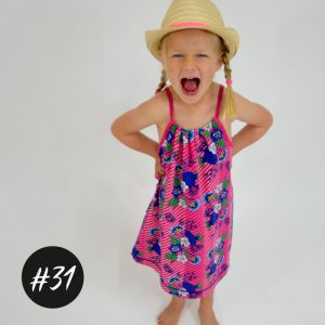 #31 Summer-Dress  eBook +Video
