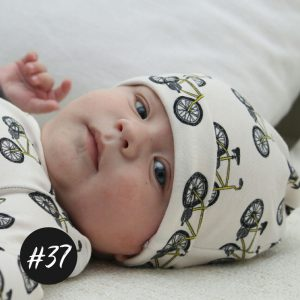 #37 Baby-Hat  eBook +Video