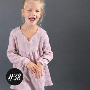 #38 Bohemian-Dress and Blouse  eBook +Video