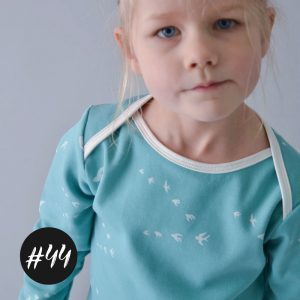#44 Basic-Shirt-Kids  eBook +Video