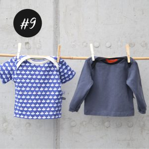 #9 Baby-Basic-Shirt  eBook +Video