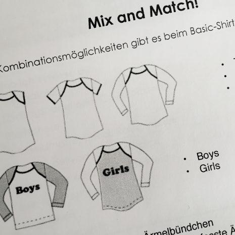 Mix and Match Bild