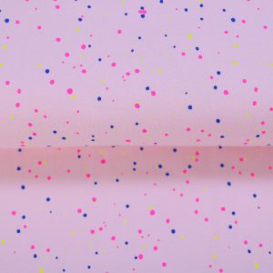 "Sweat ""NEON-Sprinkles"" rose/bunt"