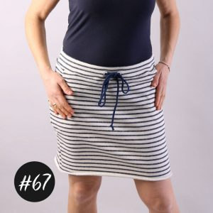#67 Cozy Skirt Women   eBook  +Video