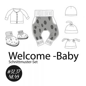 #32,37,48,49 Welcome Baby SET eBook + Video