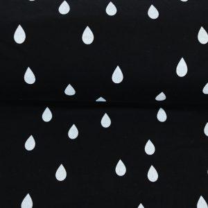 "Sweat ""Drops"" schwarz/ weiß"