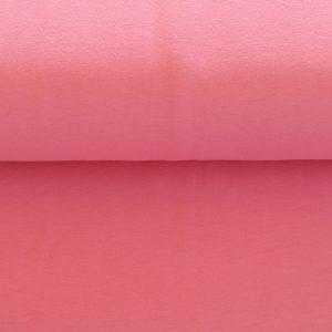 """Kuschel-Sweat """"flamingo-rosa"""""""