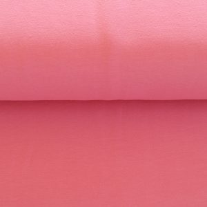 "Jersey uni ""flamingo-rosa"""