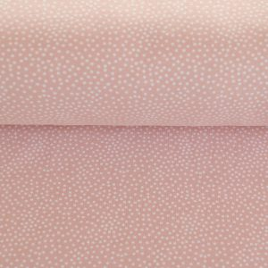 """Soft-Sweat """"Tiny Dots"""" in rose/weiß"""