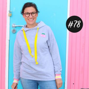 #78 Boxy-Sweater Women/ Hoodie eBook +Video