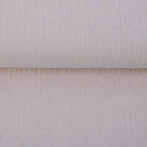 Leinen-Baumwoll  Jacquard  soft  in ecru