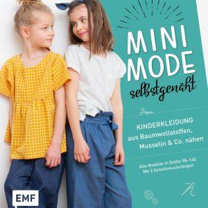 """NEW  Kid5 Nähbuch """"Mini Mode selbstgenäht"""""""