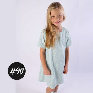 #90 Sleeping Dress Girls eBook +Video