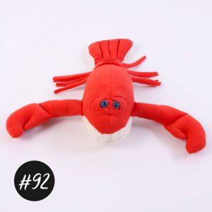 """#92 """"Lola the Lobster"""" Schmusehummer eBook"""