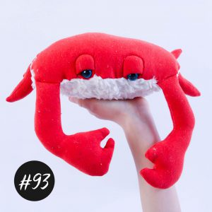 "#93 ""Cody the Crab"" Schmusekrebs eBook"