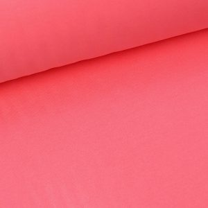 "Jersey beschichtet  ""uni light-salmon""  *Regenmantelstoff*"