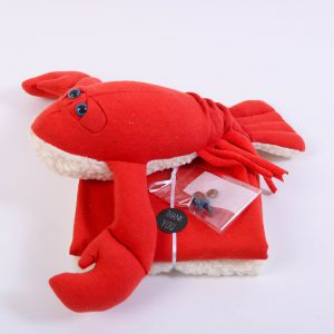 "Stoff-Paket ""Lola the Lobster"""