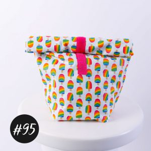 "#95 ""Lunch-Bag"" oder Badetäschchen  freeBook +Video"