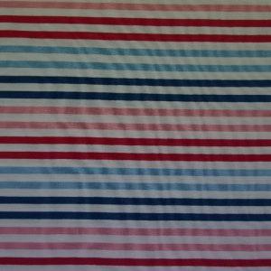 """Modal-Sweat """" fresh Stripe"""" in bunt"""
