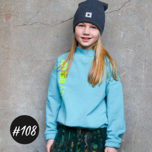 """#108 """"Turtleneck-Sweater"""" Kids  eBook"""