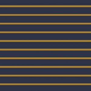 "Soft-Sweat ""Marine Stripe Maxi"" in marine/ senf"