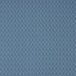 BIG Waffel-Piquet 100% Baumwollstoff in taubenblau