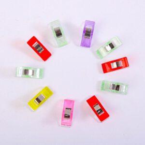 "Stoffclips 10 Stück ""multicolor"""