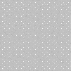 "Jersey ""Tiny Dots"" grau/ weiß"