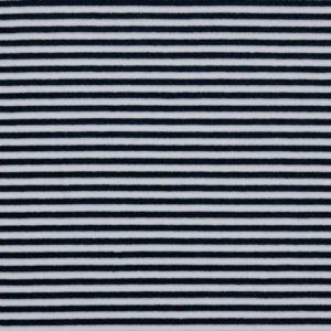 """Nicky """"Streifen"""" blau-grau/ weiß"""
