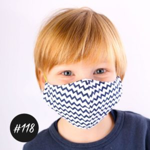 "#118 ""Kinder-Behelfmaske""   Schnittmuster +Video"