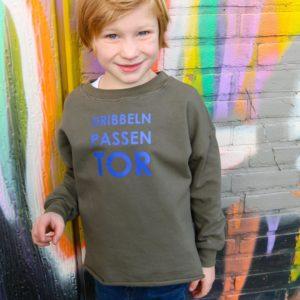 """Plotterdatei """"Dribbeln-Passen-Tor"""""""