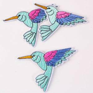 "PATCH"" ""Birdie"" 9×6 cm   (Nr.10)"
