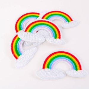 "PATCH"" ""Rainbow""   4×6 cm   (Nr.21)"