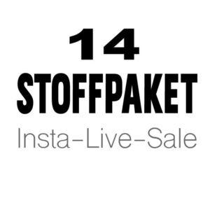 "14. Stoffpaket ""Instagram-Live-Sale"""