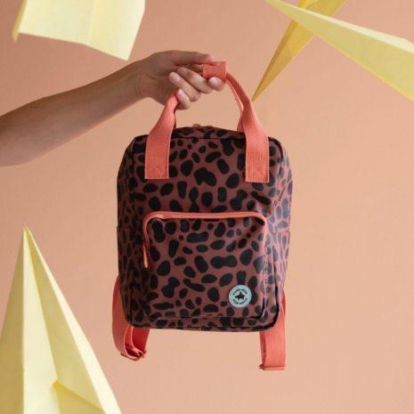 1702019 - Studio Ditte - backpack small - jaguar spots - 03 2