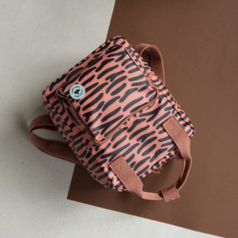 1702022 - Studio Ditte - backpack small - tiger stripes - 02