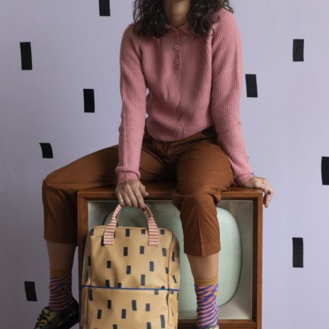 1801545 - Sticky Lemon - style - Backpack large - panache gold, lemonade pink