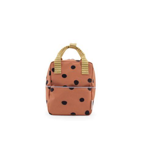 1801647 - Sticky Lemon - freckles - backpack small - faded orange
