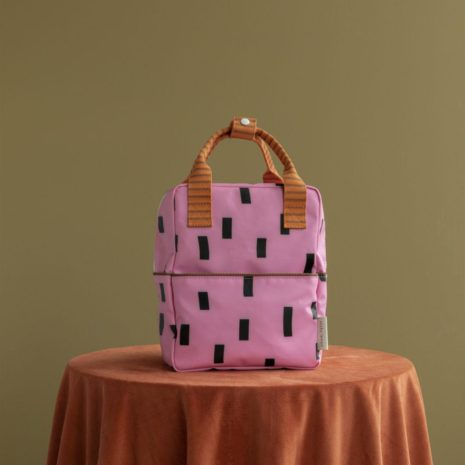 1801782 - Sticky Lemon - sprinkles special edition - backpack small - syrup brown + bubbly pink