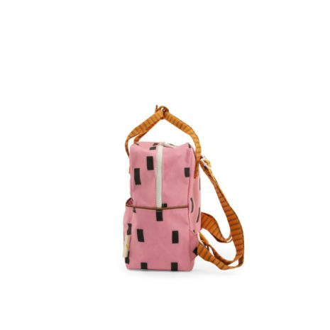 1801782 - Sticky Lemon - sprinkles special edition - backpack small - syrup brown + bubbly pink Kopie 2
