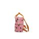 1801782 – Sticky Lemon – sprinkles special edition – backpack small – syrup brown + bubbly pink Kopie 2