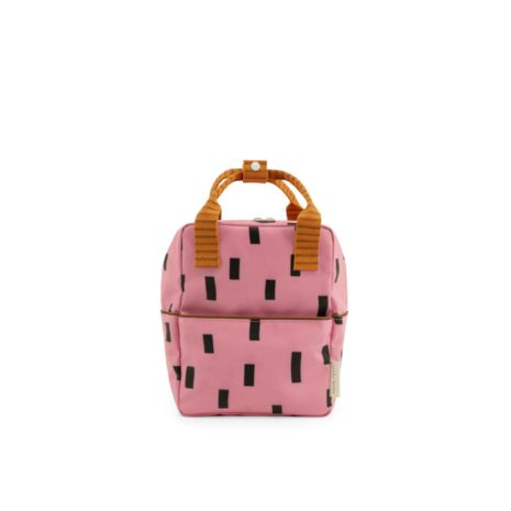 1801782 - Sticky Lemon - sprinkles special edition - backpack small - syrup brown + bubbly pink Kopie