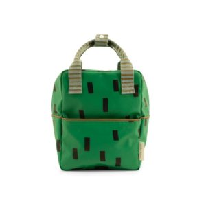 "STICKY LEMON  Kinder-Rucksack  ""Sprinkles""   / in apple-green"