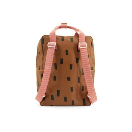 1801785 - Sticky Lemon - sprinkles special edition - backpack large - syrup brown + bubbly pink