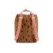 1801785 – Sticky Lemon – sprinkles special edition – backpack large – syrup brown + bubbly pink